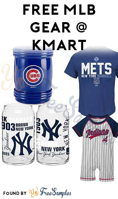 FREE MLB Totes, Romper, T-Shirts & More At Kmart After ShopYourWay Cashback