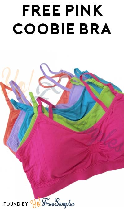 Enter Weekly: Win A FREE Pink Coobie Bra For Breast Cancer Awareness Month [Verified Received By Mail]