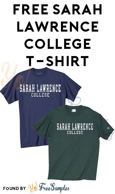 Free sarah lawrence college t shirt yo free samples for I can only please one person per day t shirt