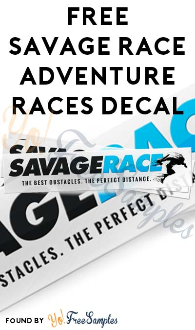 FREE Savage Race Adventure Races Decal & Downloadable 2017 Women Calendar