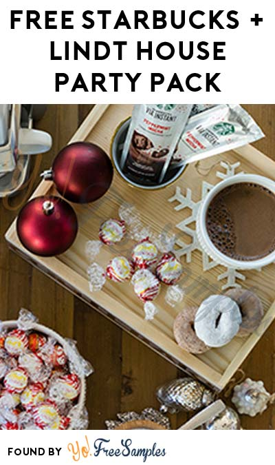 FREE Target Gift Card, Starbucks + Lindt LINDOR Coupons & More (Apply To Host Party)