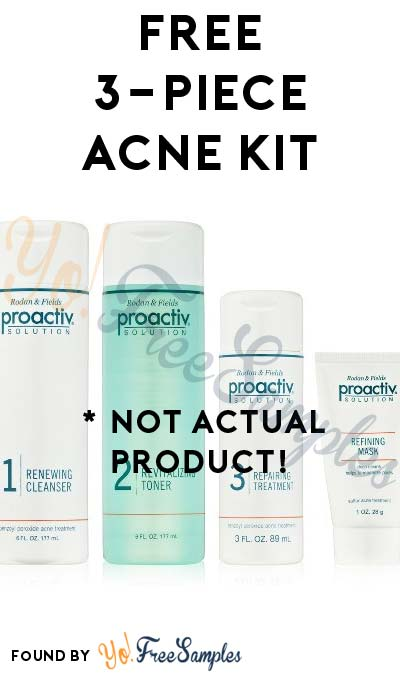Possible FREE 3-Piece Acne Kit From PinkPanel (Age 18-45 Only & Survey Required)