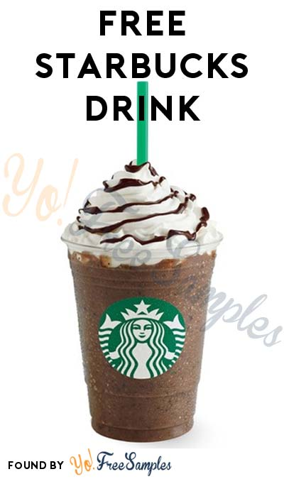 FREE Starbucks Drink For Joining Rewards Program (Credit Card Required)