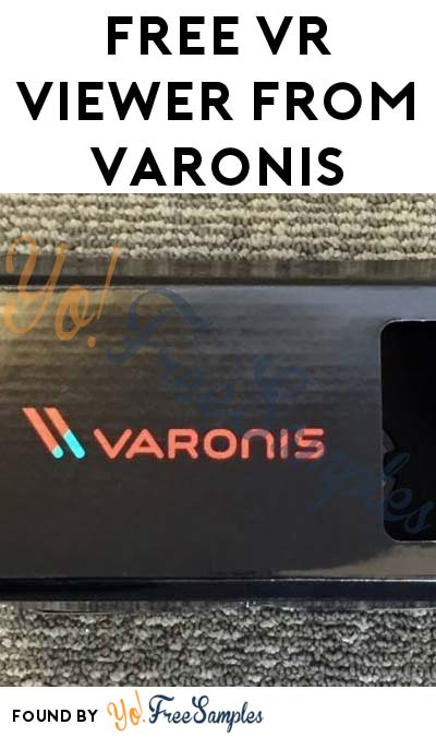 FREE VR Viewer From Varonis Systems (Update: Business Emails Only) [Verified Received By Mail]
