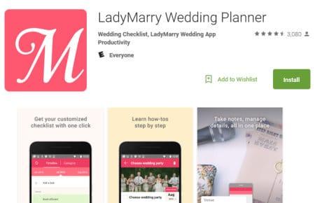 Lady Marry Wedding App Free