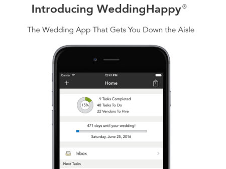 Wedding Happy Free App