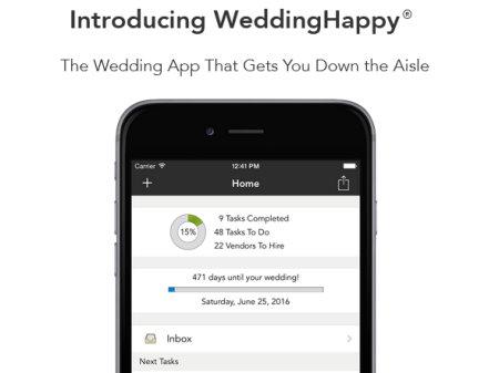 Wedding Happy Free App