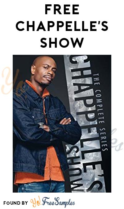 FREE Chappelle's Show Entire Library