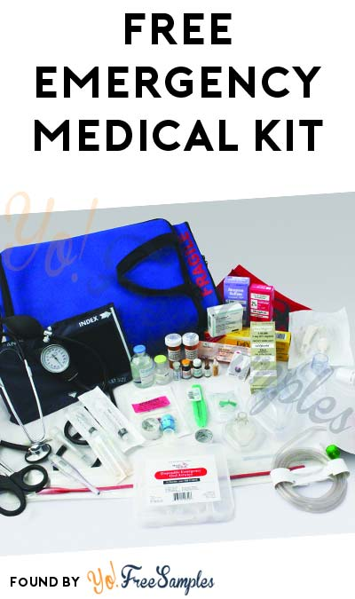 FREE Emergency Medical Kit