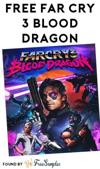 FREE Far Cry 3 Blood Dragon PC Game Download