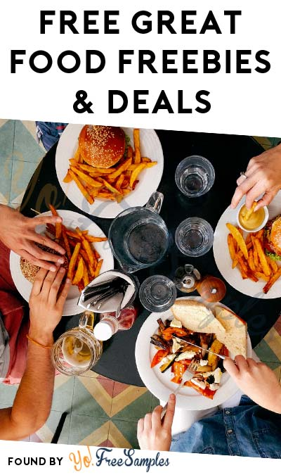 FREE French Fries, Chicken, Pretzels, Desserts + Other Great Eats Local Freebies, BOGOs & Deals