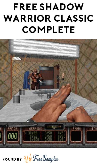 FREE Shadow Warrior Classic Complete (1997) Download