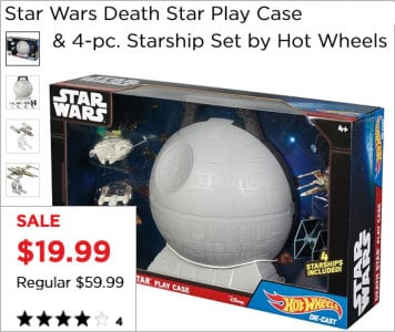 Star Wars Death Star Kohls