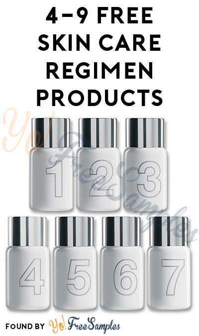 4-9 FREE Skin Care Regimen Products From PinkPanel (Women Aged 25-55 Only & Survey Required)