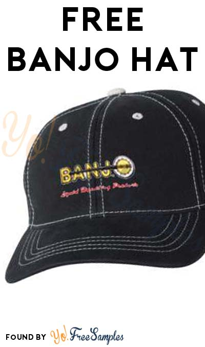FREE Banjo Hat (Forum Registration Required)