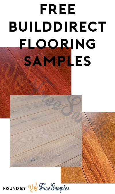 FREE BuildDirect Vinyl, Hardwood & Other Flooring Samples [Verified Received By Mail]