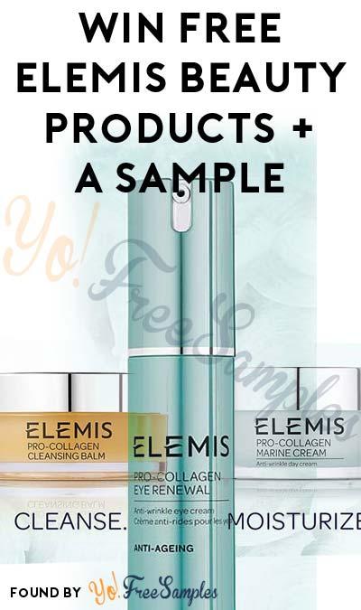 FREE Elemis Pro-Collagen Marine Cream 15ml Sample (Instagram Required)