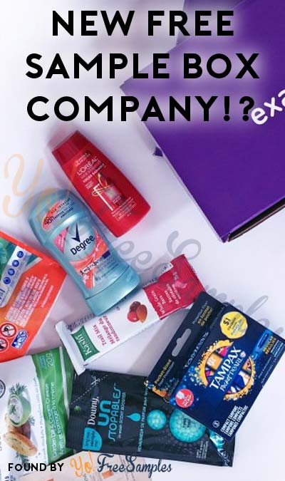 Sign Ups Are Closed Free Get Exactly Free Sample Box Survey