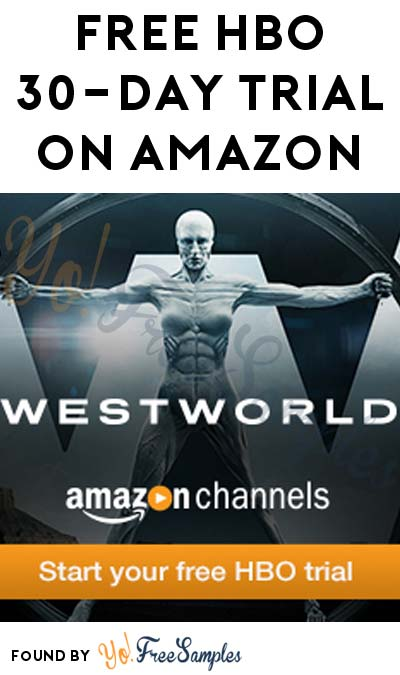 FREE HBO 30-Day Trial On Amazon Channels