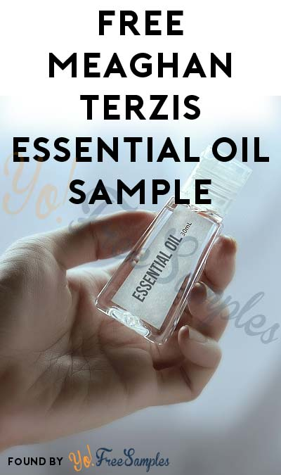 FREE Meaghan Terzis Essential Oil Sample