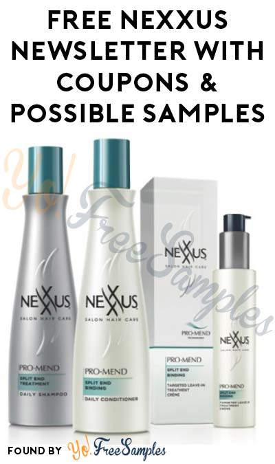 how to get free hair product samples