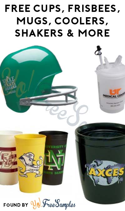 FREE Plastic Cups, Frisbees, Mugs, Coolers, Shakers & More From Timberwolf Products (Company Name Required) [Verified Received By Mail]