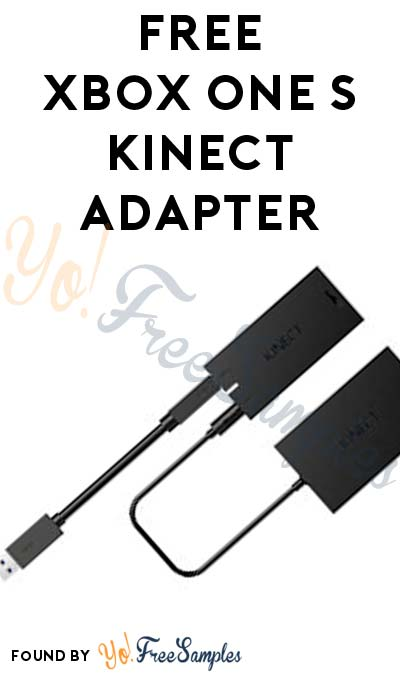 FREE Kinect Adapter For Xbox One Owners