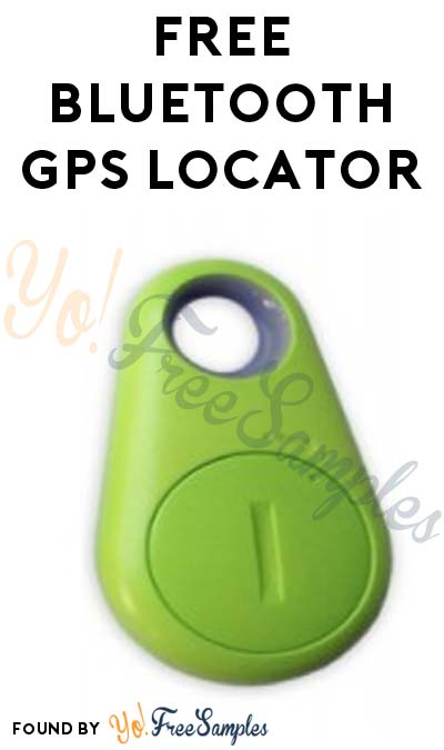 Back Again: FREE Bluetooth GPS Locator From Mercury Magazines