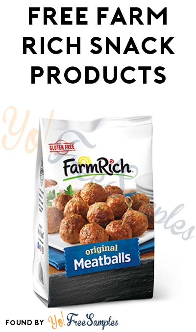 Possible FREE Farm Rich Snack Products From BzzAgent