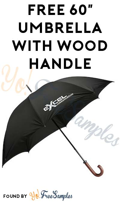 FREE 60″ Umbrella With Wood Handle, Bamboo Cutting Board, T-Shirts, Polos, Water Bottles & Other Samples From 4Imprint (Company Name Required) [Verified Received By Mail]