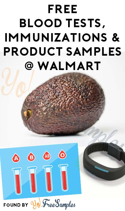 How do you get free Wal-Mart samples?