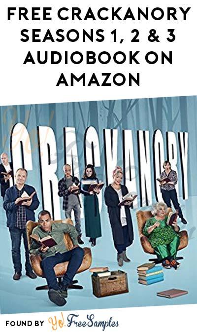 FREE Crackanory Seasons 1, 2 & 3 Audiobook On Amazon