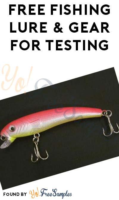 free fishing lure & gear for becoming a field tester - yo free samples, Fishing Reels