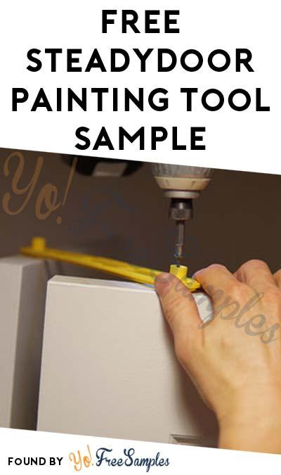 FREE SteadyDoor Painting Tool Sample