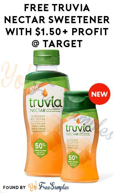 FREE Truvia Nectar Sweetener With $1.50+ Profit At Target (Coupon, Ibotta & Cartwheel Required)