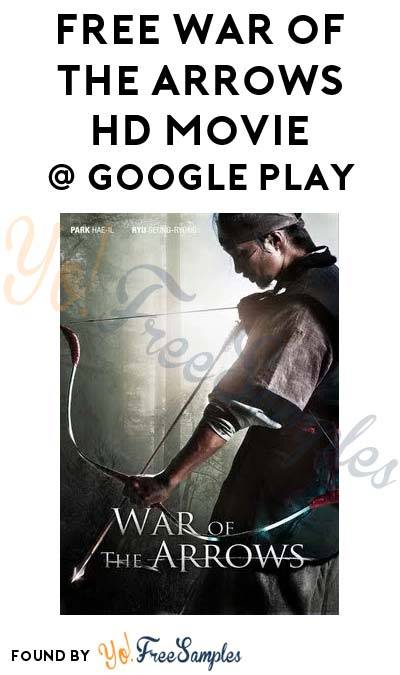 FREE War of the Arrows HD Movie From Google Play