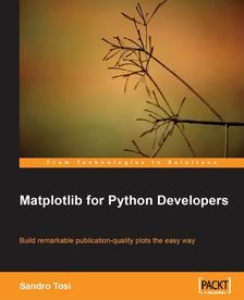 FREE Matplotlib for Python Developers From Packt Publishing Technology Books