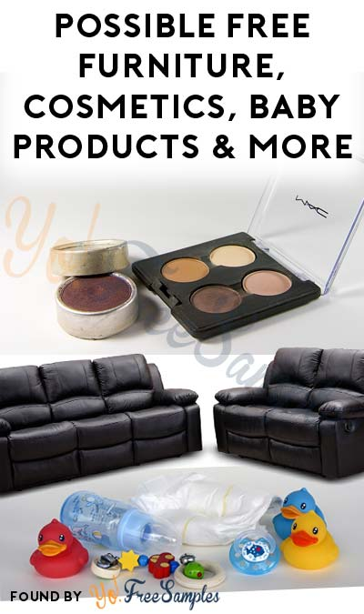 Possible FREE Furniture, Cosmetics, Baby Products & More From Focus Pointe Global's Target Panel (Valid Phone Number Required)