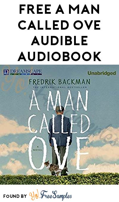 TODAY ONLY: FREE A Man Called Ove Audible Audiobook ($34.99 Value)