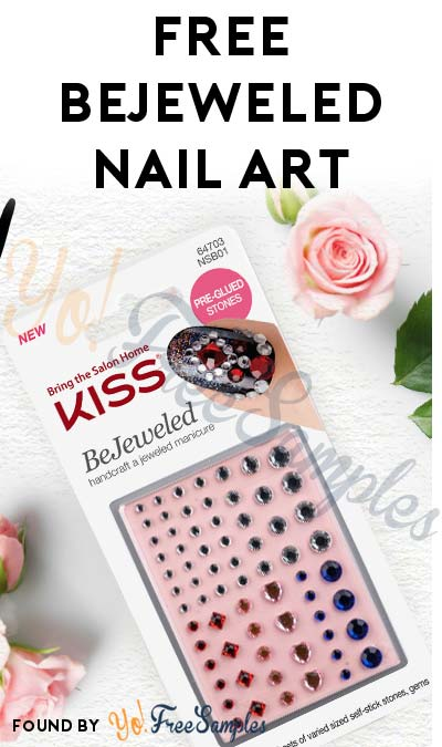 FREE BeJeweled Nail Art