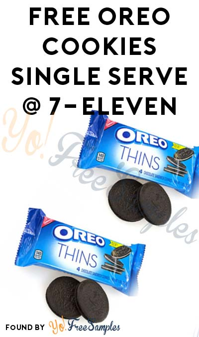 Possible FREE Oreo Thins Coupon In Your 7-Eleven App