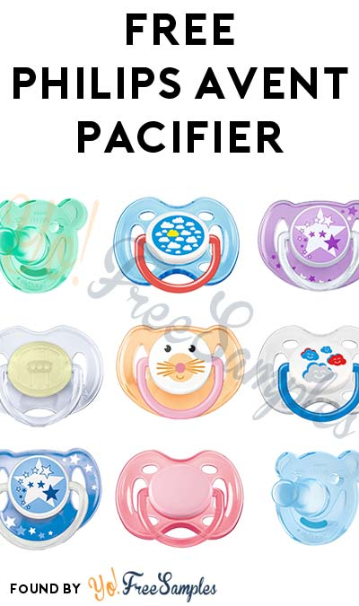 FREE Philips Avent Pacifier & Other Products From Trybe (Surveys Required)