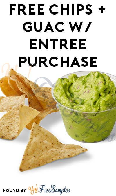 Ends Soon: FREE Chipotle Chips & Guacamole With Purchase For Playing Game (Valid Mobile Number Required)