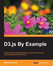 FREE D3.js By Example From Packt Publishing Technology Books