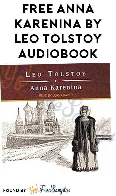 FREE Anna Karenina By Leo Tolstoy Audiobook Download