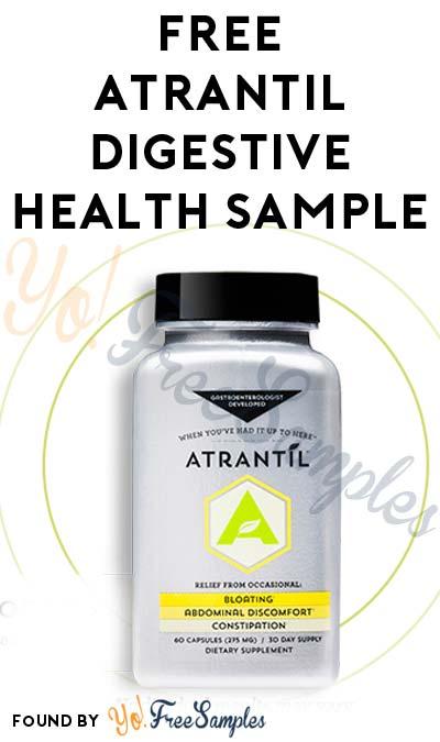 FREE Atrantil Digestive Health Sample