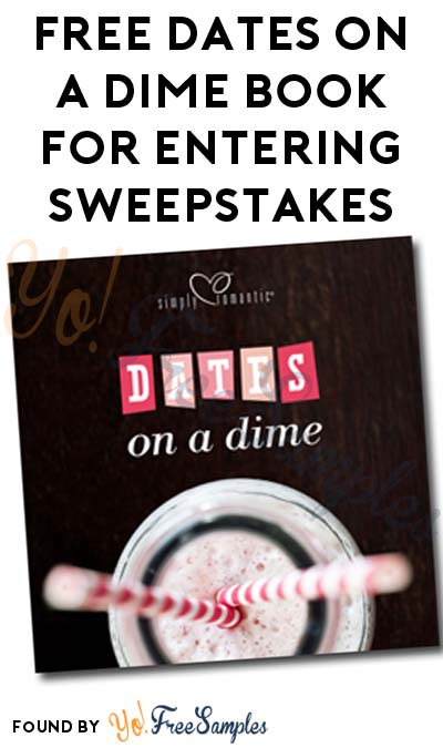 FREE Dates On A Dime Book For Entering Family Life Sweepstakes