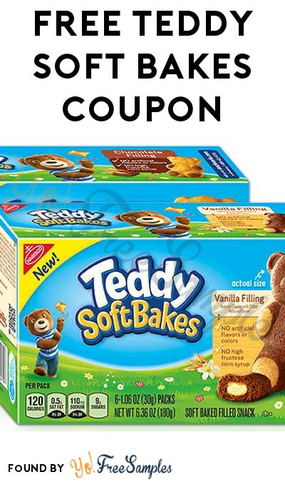 FREE Teddy Soft Bakes Coupon (Food Lion MVP Members)