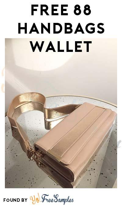 FREE 88 Handbags Wallet (Facebook Required)