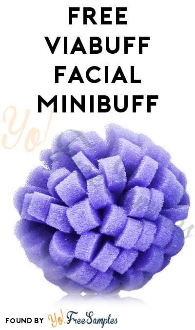 FREE ViaBuff Facial MiniBuff